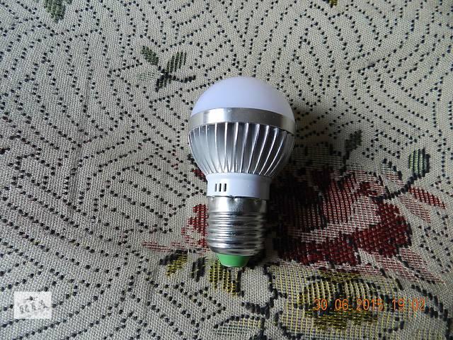 купить бу Светодиодная лампочка LED 10W Е27  в Львове