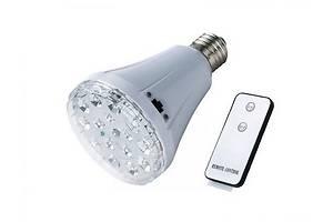 Светодиодная лампа с аккумулятором и пультом ДУ YJ-1895L