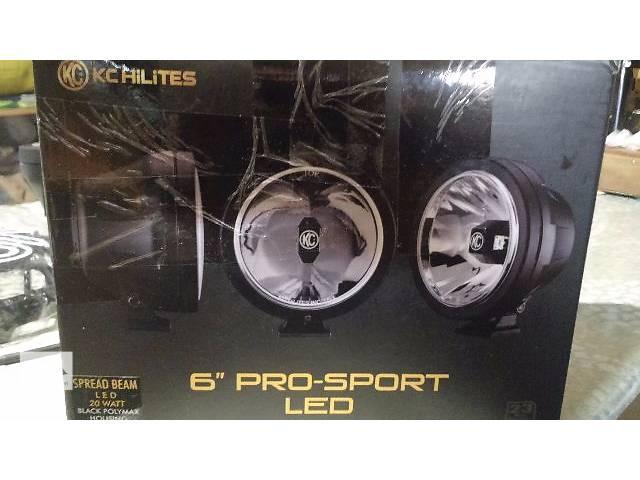 купить бу Светодиодные LED фары доп. света KC Hilites в Львове