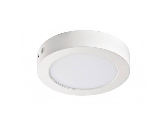 продам Светодиодный Led светильник Накладной 6W Led 540Lm 220V, с гарантией. Эквивалент лампы накаливания 70 Вт бу в Киеве