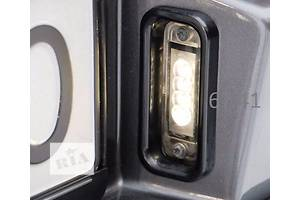 Новые Фонари подсветки номера Mercedes G-Class