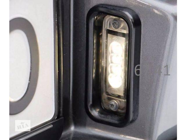 бу Светодиодный  фонарь подсветки номера  Mercedes G-Class W463 в Киеве