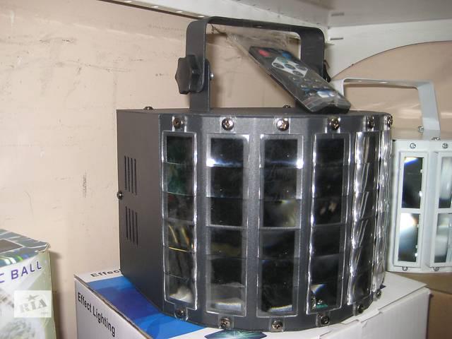 продам светомузыка светодиодная LED Derby 9х3ватт светодиода с пультом управления бу в Одессе
