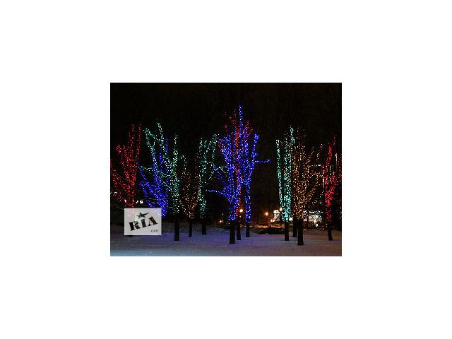 Световая декорации,новогоднее оформление,праздничная иллюминация- объявление о продаже  в Киеве