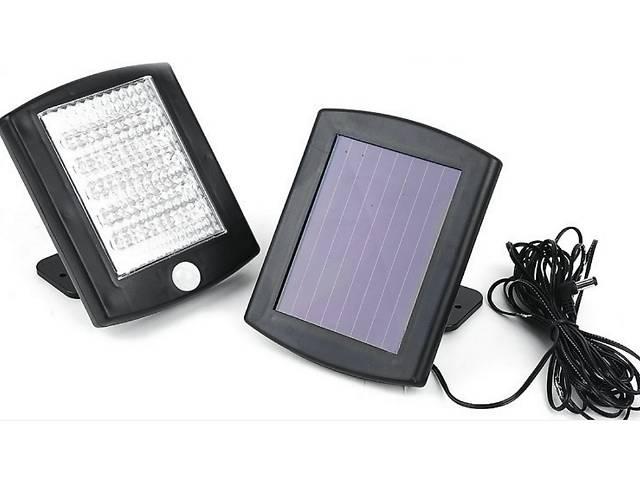 купить бу Светильник на солнечной батарее 36LED с датчиком движения и датчиком света, фонарь,прожектор в Южном