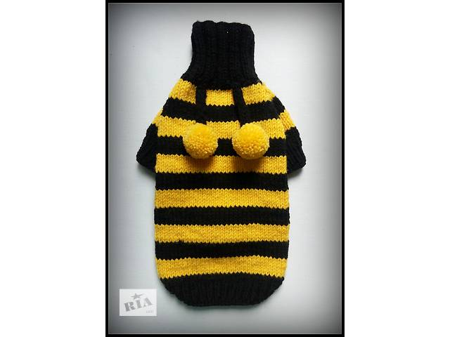 Свитер Пчела- объявление о продаже  в Харькове