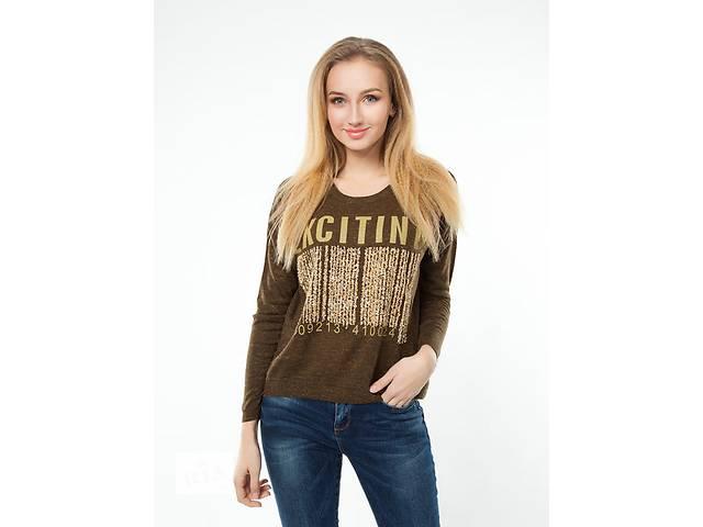купить бу Свитер женский MixRay 5637. Опт от 3 свитеров в Одессе