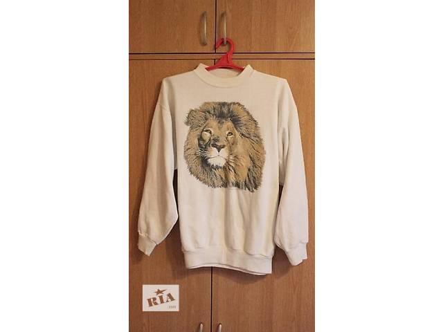 продам Свитшот/свитер Lion бу в Киеве
