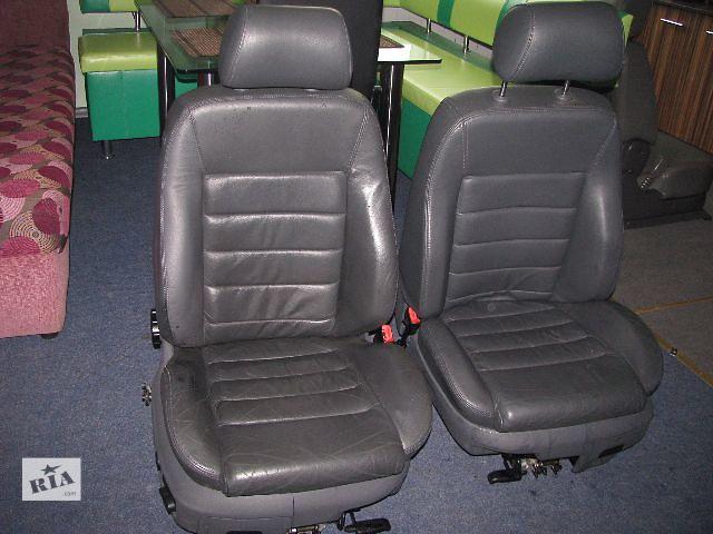 бу сиденье для Audi A6, 2000 в Львове
