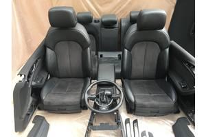 Сидения Audi A6
