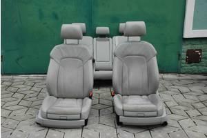 Сидения Ford Transit Custom