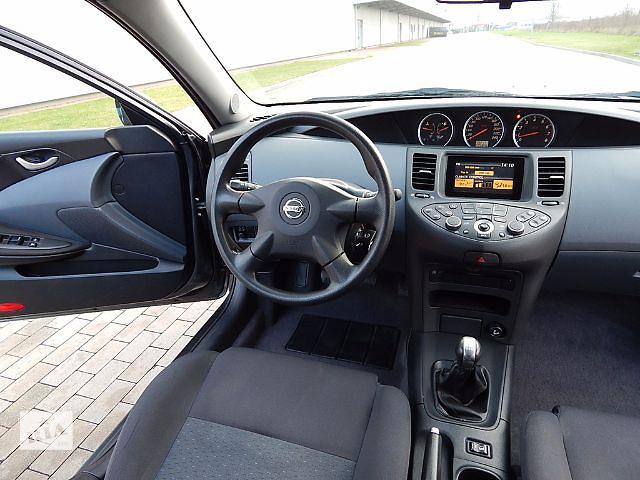 продам Сиденье для хэтчбека Nissan Primera 2002 бу в Львове