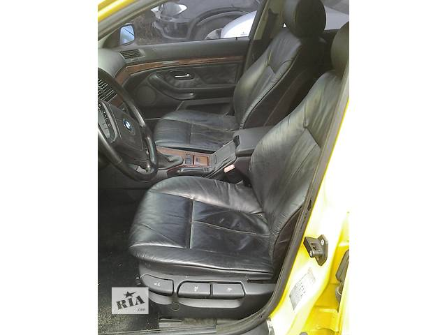 бу  Сиденье для легкового авто BMW 5 Series (все) в Ужгороде
