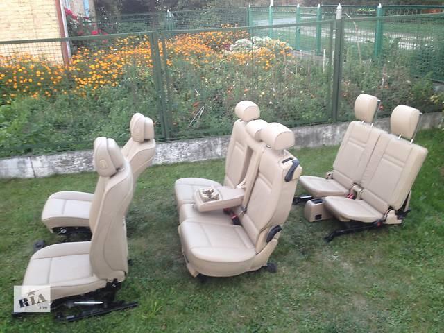 продам Сиденье для легкового авто BMW X5 бу в Луцке