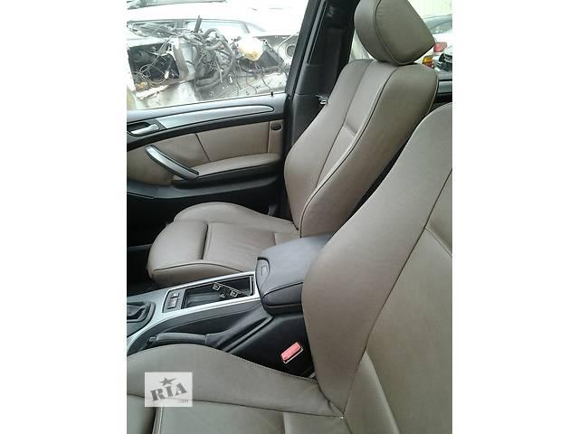 бу  Сиденье для легкового авто BMW X5 в Ужгороде