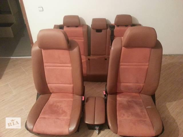 купить бу  Сиденье для легкового авто BMW X5 в Ужгороде