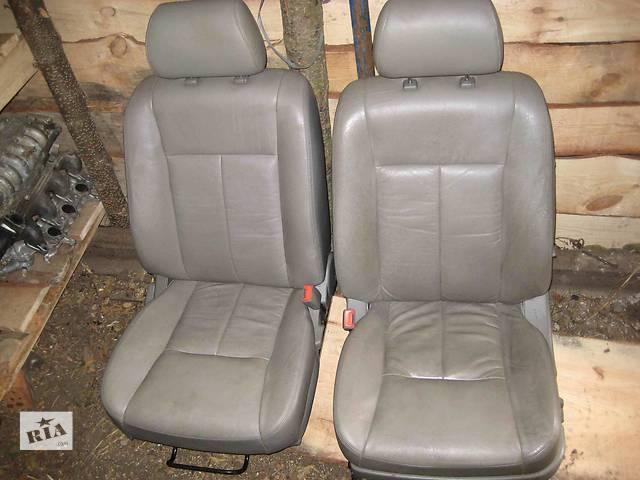 Сиденье для легкового авто Chevrolet Evanda- объявление о продаже  в Львове