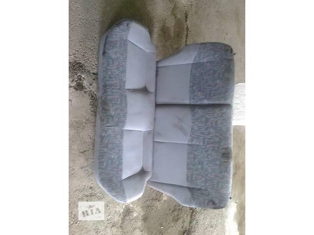 Сиденье для легкового авто Daewoo Lanos Hatchback- объявление о продаже  в Стрые