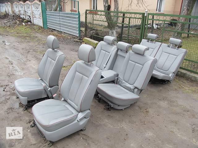 купить бу Сиденье для легкового авто Hyundai Santa FE в Луцке