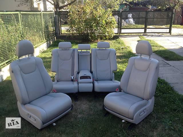 Сиденье для легкового авто Lexus RX- объявление о продаже  в Луцке