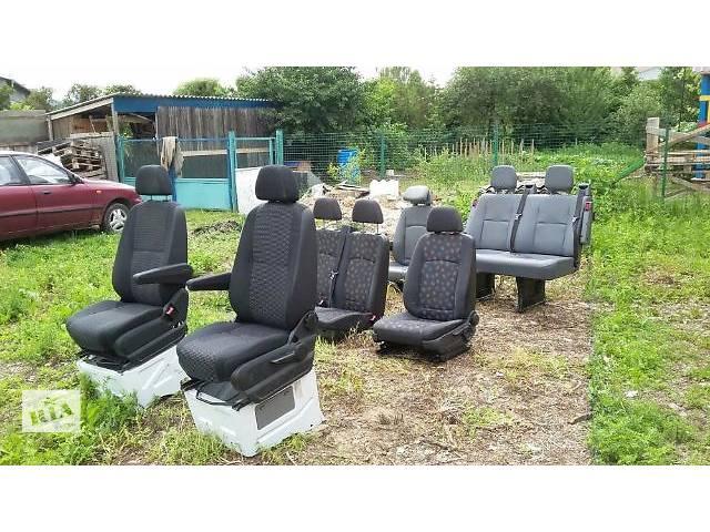 Сиденье для легкового авто Mercedes Sprinter- объявление о продаже  в Черновцах