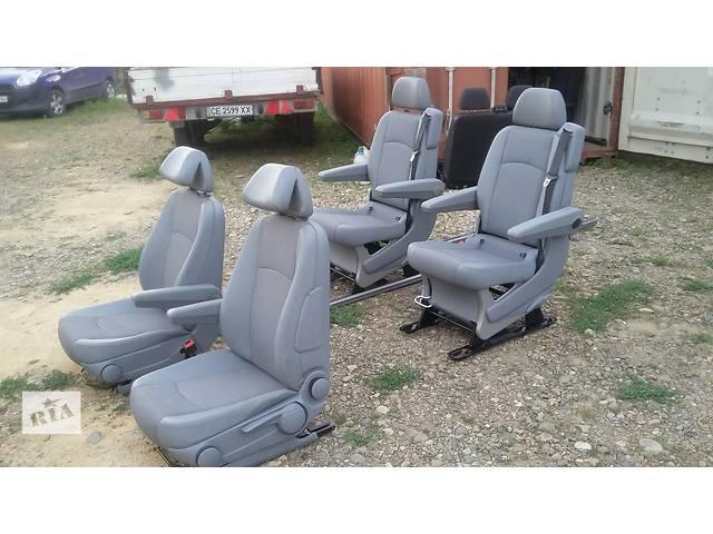 Сиденье для легкового авто Mercedes Viano- объявление о продаже  в Черновцах