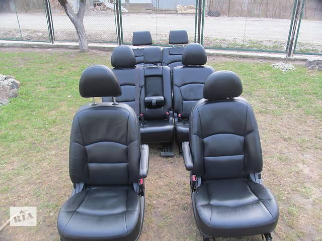 Сиденье для легкового авто Mitsubishi Grandis- объявление о продаже  в Луцке