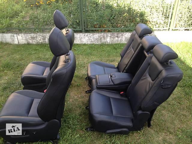 продам Сидіння до легкового авто Toyota Highlander бу в Луцьку