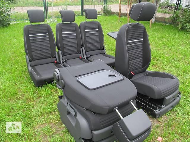 купить бу Сиденье для легкового авто Volkswagen Caddy Touran в Луцке
