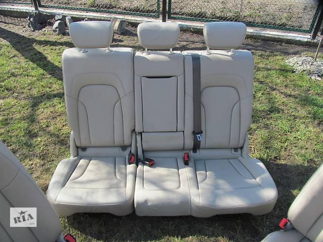 Сиденье  Volkswagen Caddy- объявление о продаже  в Луцке