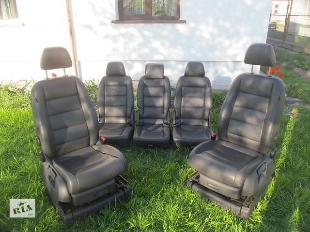 Сиденье для легкового авто Volkswagen Caddy- объявление о продаже  в Луцке