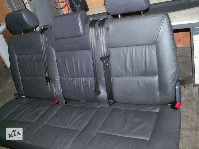 бу Сиденье для легкового авто Volkswagen T5 (Transporter) в Львове