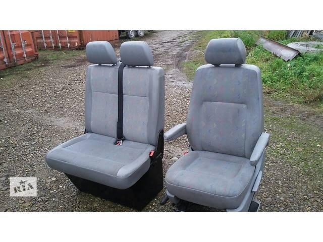 Сиденье для легкового авто Volkswagen T5 (Transporter)- объявление о продаже  в Черновцах