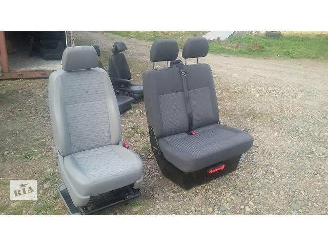 Сиденье для легкового авто Volkswagen T6 (Transporter)- объявление о продаже  в Черновцах