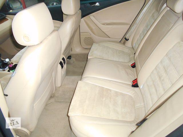 сиденье для универсала Volkswagen B6, 2007- объявление о продаже  в Львове