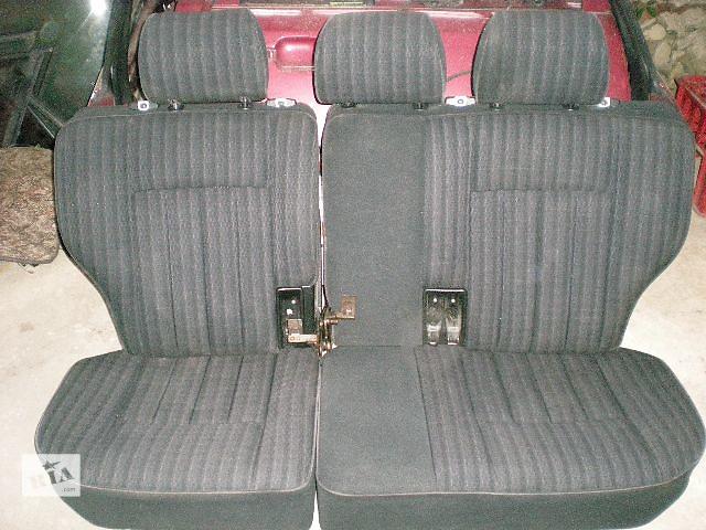 купить бу Сиденье (диван) Mercedes 124 в Луцке