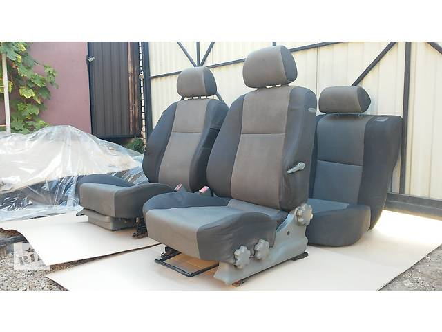 Сиденье комплект для легкового авто Chevrolet Lacetti (комплект)- объявление о продаже  в Тернополе