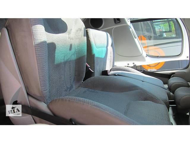 купить бу Сиденье пассажирское одинарное, двойное Opel Vivaro Опель Виваро Renault Trafic Рено Трафик Nissan Primastar в Ровно
