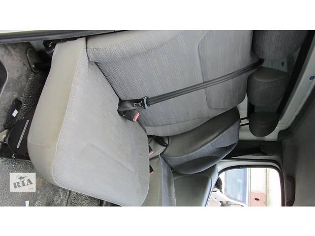 продам Сиденье пассажирское одинарное, двойное Opel Vivaro Опель Виваро Renault Trafic Рено Трафик Nissan Primastar бу в Ровно