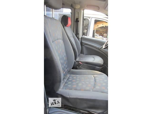 продам Сиденье переднее пассажирское, сидіння двойка Mercedes Vito (Viano) Мерседес Вито (Виано) V639 (109, 111, 115) бу в Ровно