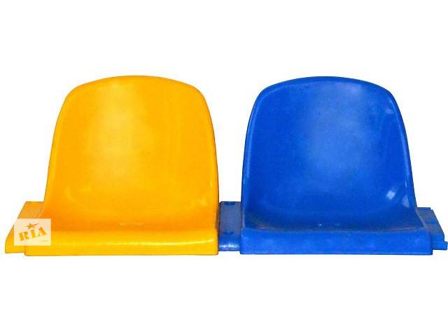 купить бу Сиденье пластиковое, кресло стадионное  в Украине