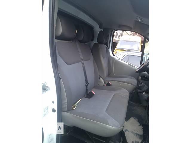 продам Сиденье Сидушка Сидуха 2-ка двойка Opel Vivaro Опель Виваро Рено Трафик 2001-2012г бу в Ровно