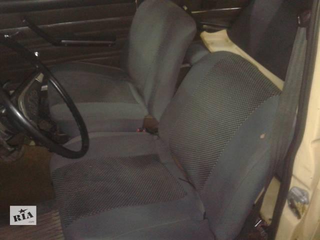 сиденье ВАЗ 2106- объявление о продаже  в Кременчуге
