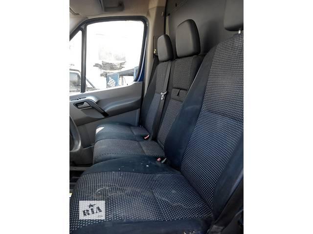Сиденье водительское, сидіння водія Mercedes Sprinter 906 903 ( 2.2 3.0 CDi) 215, 313, 315, 415, 218, 318 (2000-12р)- объявление о продаже  в Ровно