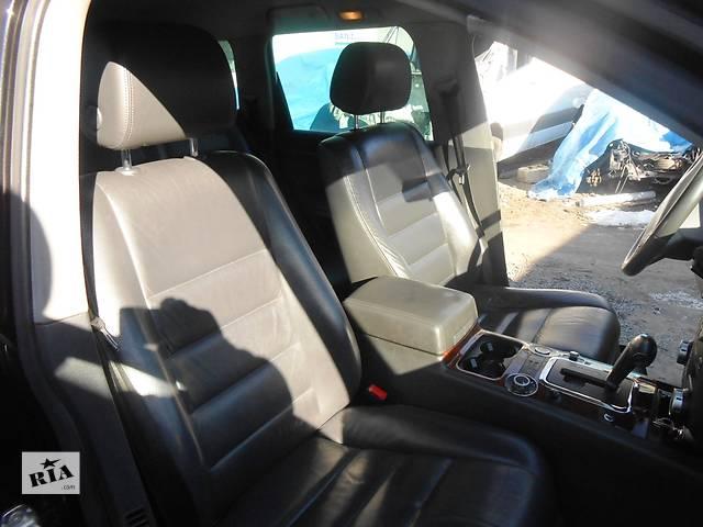 Сиденье Volkswagen Touareg ФольксВаген Туарег (Фольксваген Туарег) 2003г-2006- объявление о продаже  в Ровно