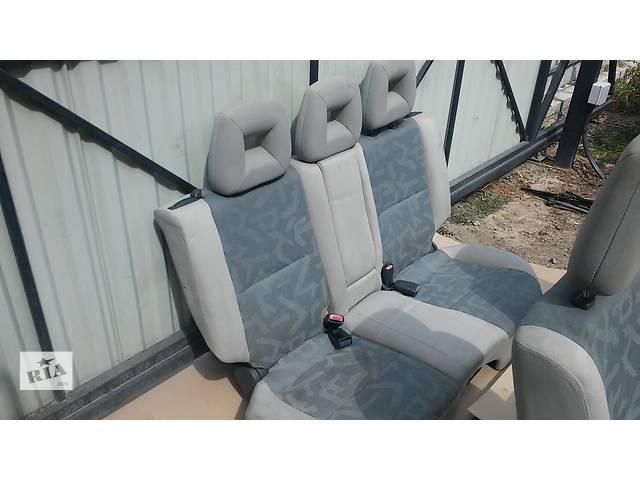 Сиденье заднее для легкового авто Mitsubishi Space Star- объявление о продаже  в Тернополе
