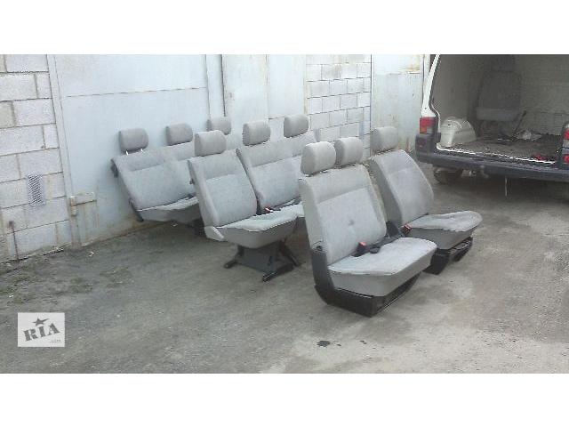 продам Сиденье для легкового авто Volkswagen T4 (Transporter) бу в Ровно