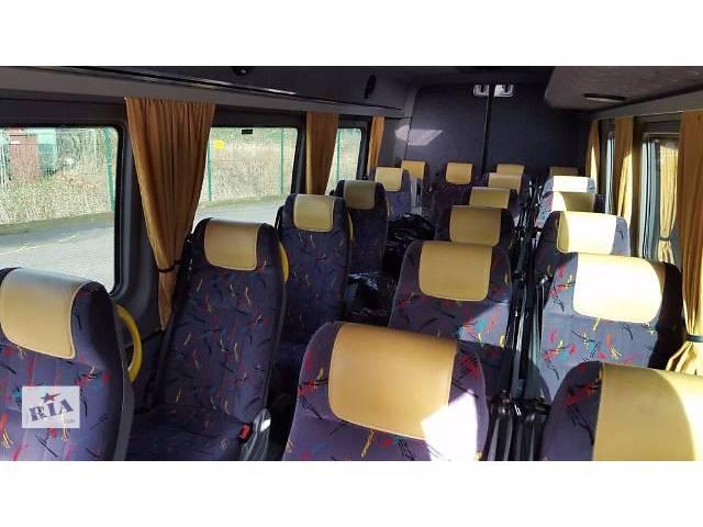 Сиденья для автобусов Crafter, Volkswagen LT, Mercedes-Benz Sprinter- объявление о продаже  в Бердичеве