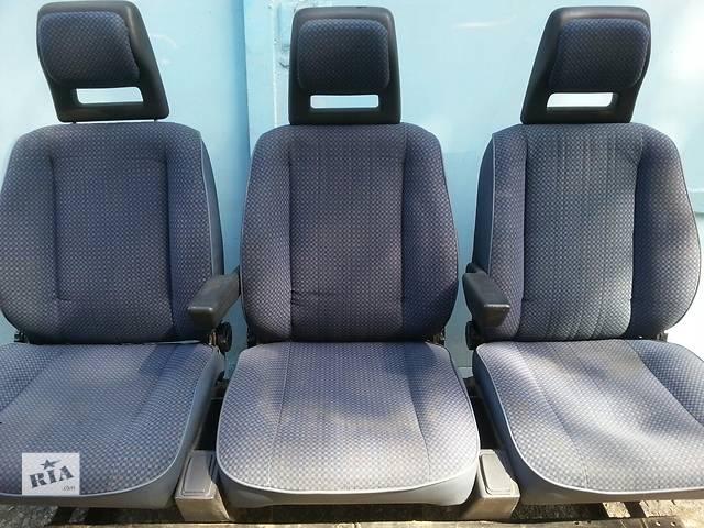 продам СИДЕНЬЯ для микроавтобуса бу в Светловодске