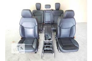 Сидения Mercedes GL-Class
